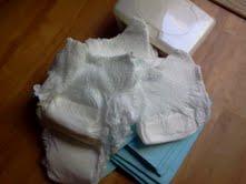diapers chucks