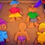 Black Friday: Sneak Peak Hand-made Interactive FELT Play for Children