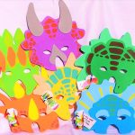 Viral Dinosaur Masks and More  in Heart Felt Play Store Catalog