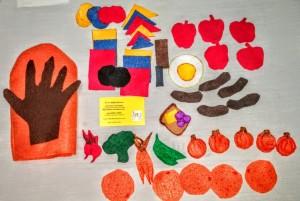 Pre-Kindergarten FELT starter kit.