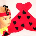 Little Girls Love Lady Bugs and Hearts Valentine Party Theme