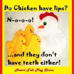 Do Chickens Have Lips and More Silly Things Kids Can Learn About Farm Animals