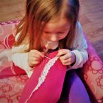 Teach Your Kids to Sew This Spring Break