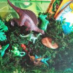 Dinosaur Sensory Play Box
