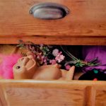 A Pink Hair Troll Lives in My Underwear Drawer