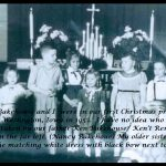 8 Good Things  I Learned From Christmas Programs in 1953