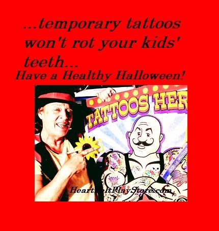 Halloween Candy's Dandy- But it Will ROT Kids' Teeth