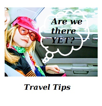 Are we There Yet?-Traveling with Kids